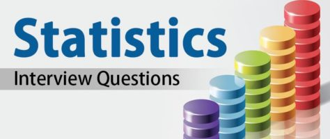 Statistics interview questions and answers for data scientist